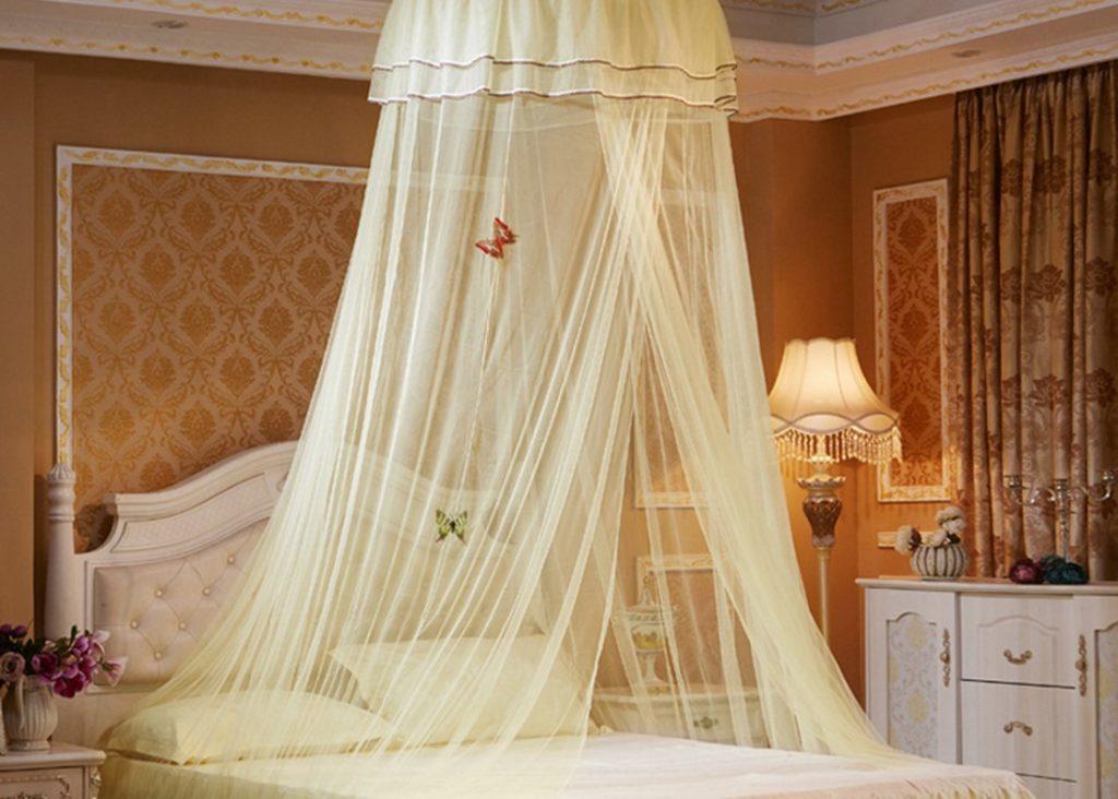 Фото балдахинов над кроватью своими руками 569