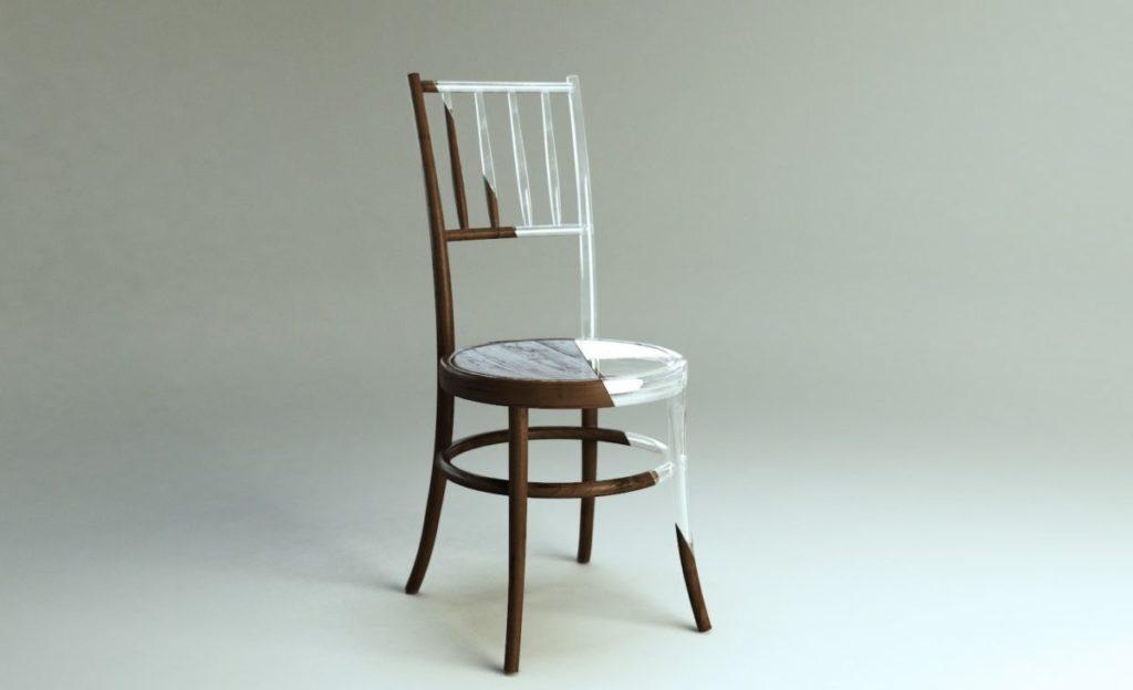 Фото стул со спинкой своими руками