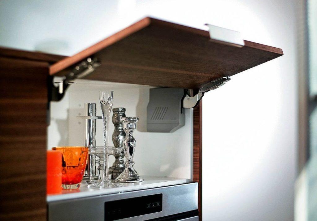 Установка доводчика на кухонную мебель своими руками фото