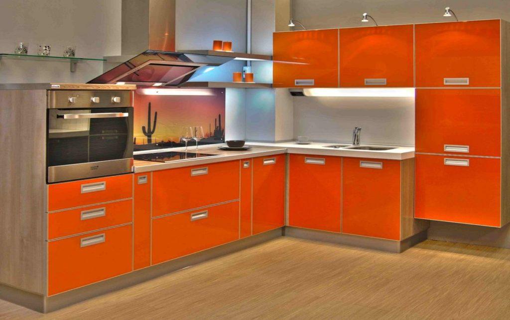 невероятно популярен, дизайн оранжевой кухни фотогалерея количества