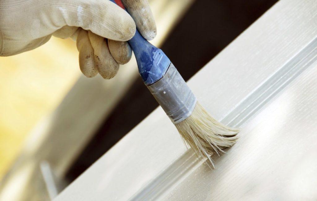 Покраска мебели из дерева своими руками фото 546