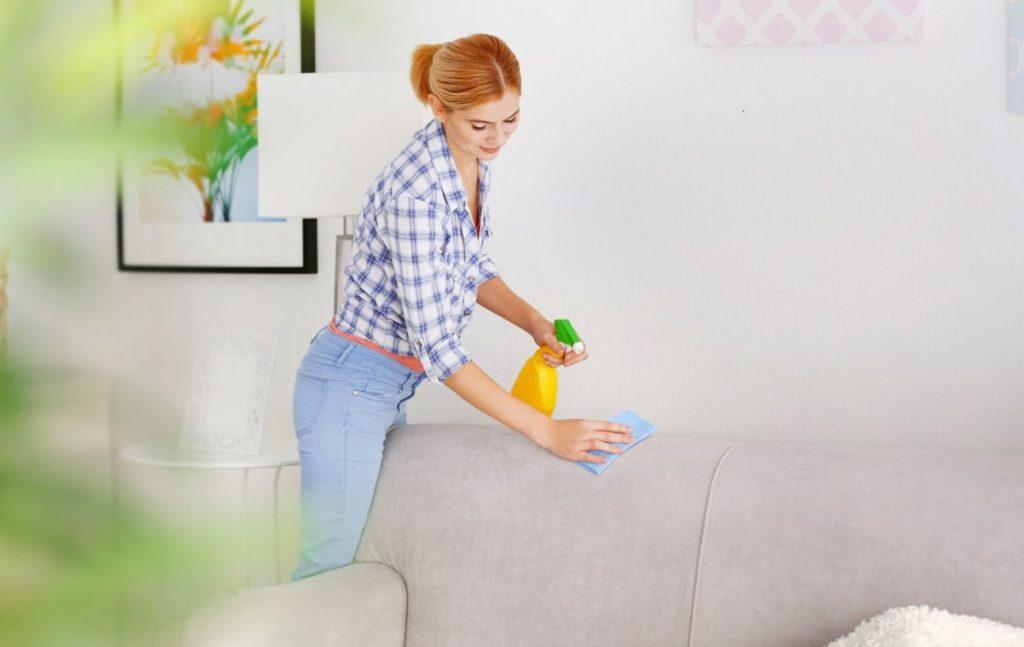 Все что необходимо знать как чистить диван