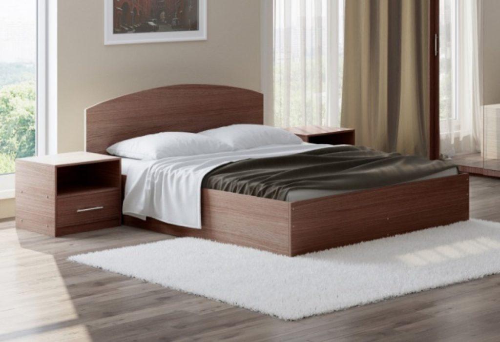 Кровать своими руками чертежи и размеры схемы фото 594