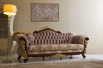 Реставрация диванов своими руками
