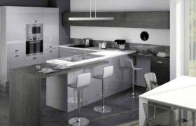 Барный стол для кухни стильные решения