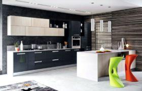 Цветовые решения кухни в стиле модерн