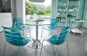 Как выбрать стол стеклянный кухонный