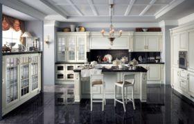 Кухня в классическом стиле: современный взгляд