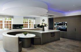 Необычные диваны на кухню