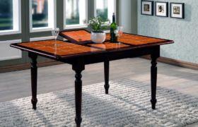 Стол на кухню раздвижной из керамики
