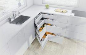Шкаф напольный для кухни
