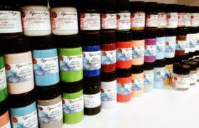 Акриловые краски для патинирования