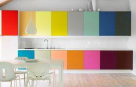 Цвет кухни какой выбрать