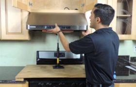 Изготовление вытяжки на кухне своими руками