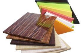 Материалы для изготовления кухонных шкафов