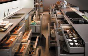 Предназначение кухонного шкафа